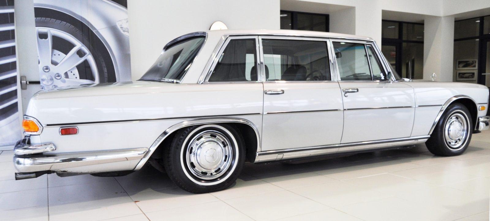 1970 Mercedes-Benz 600 Pullman SWB 8