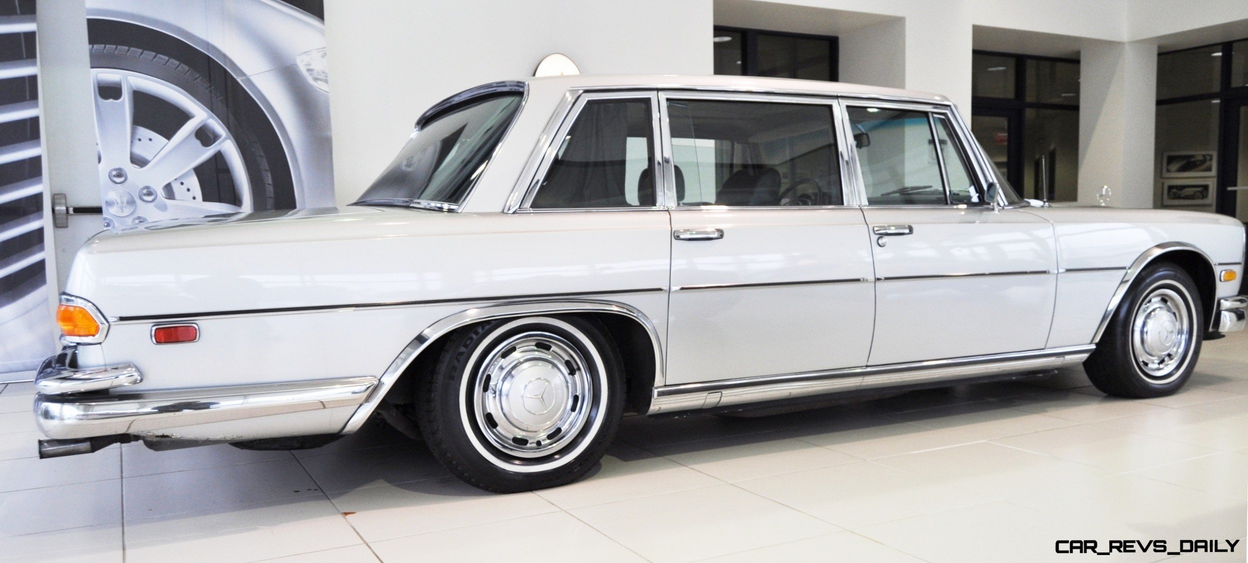 1970 mercedes benz 600 pullman swb 8 for Mercedes benz pullman