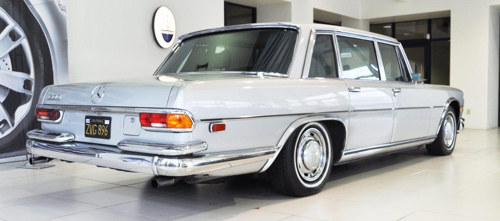 1970 Mercedes-Benz 600 Pullman SWB 9