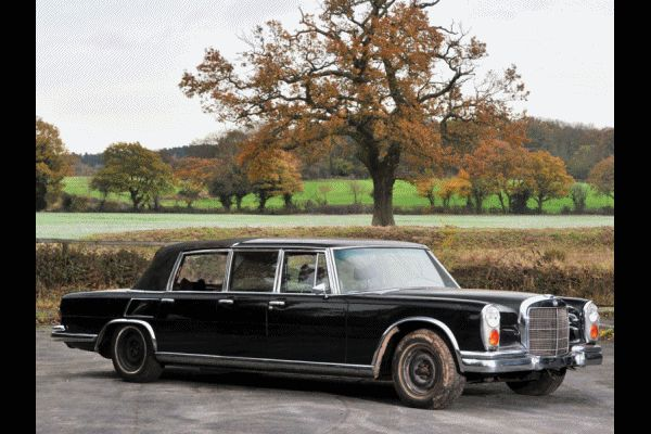 1971 MB 600 six-door GIF