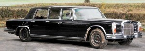 1971 Mercedes-Benz 600 Pullman Six-Door Landaulet - RM Auctions Paris 2014 - 1