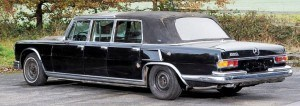 1971 Mercedes-Benz 600 Pullman Six-Door Landaulet - RM Auctions Paris 2014 - 3