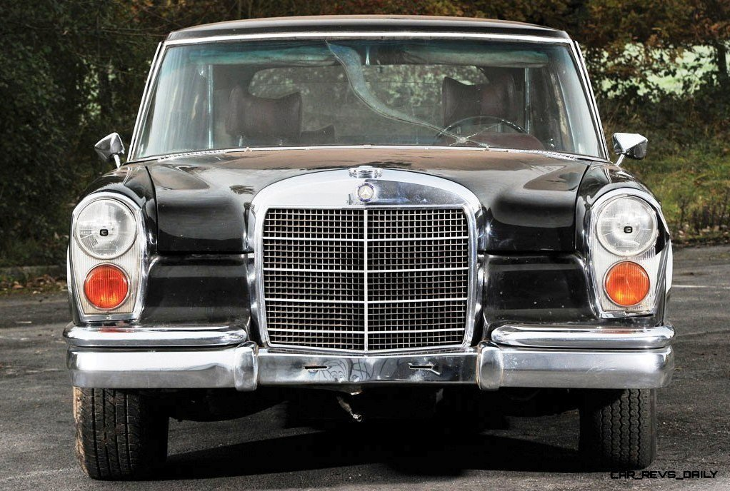1971 Mercedes-Benz 600 Pullman Six-Door Landaulet - RM Auctions Paris 2014 - 7