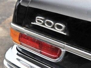 1971 Mercedes-Benz 600 Pullman Six-Door Landaulet - RM Auctions Paris 2014 - 9
