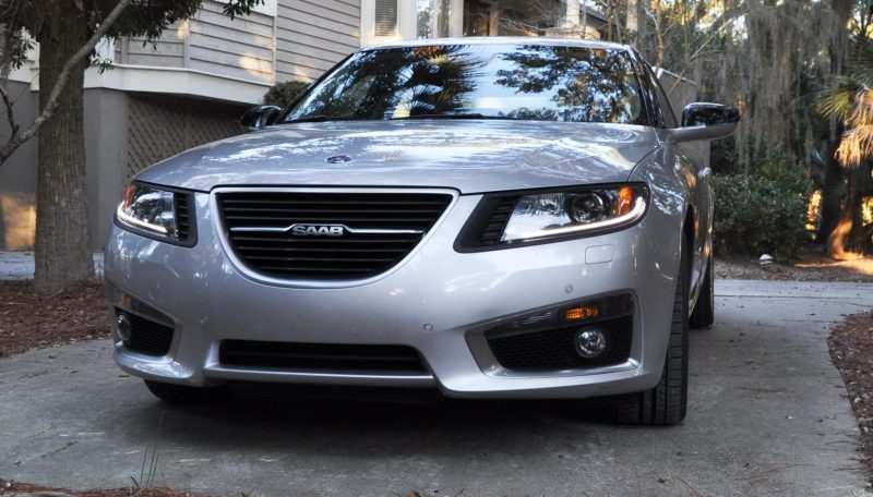 2013 SAAB 9-5 Turbo6 XWD Aero -- 48 HQ Photos -- The Coolest AWD, Turbo V6 Limo You Cannot Buy 1