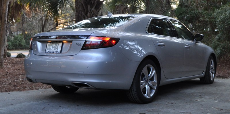 2013 SAAB 9-5 Turbo6 XWD Aero -- 48 HQ Photos -- The Coolest AWD, Turbo V6 Limo You Cannot Buy 11