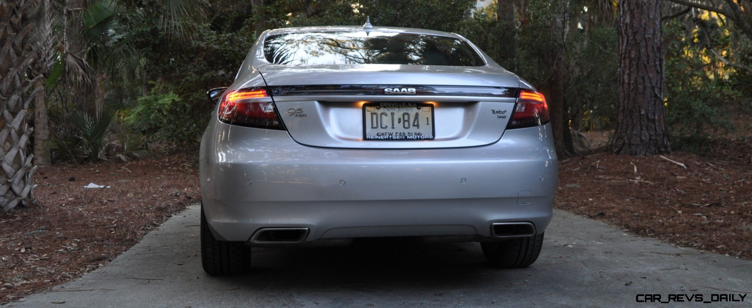 2013 SAAB 9-5 Turbo6 XWD Aero -- 48 HQ Photos -- The Coolest AWD, Turbo V6 Limo You Cannot Buy 13