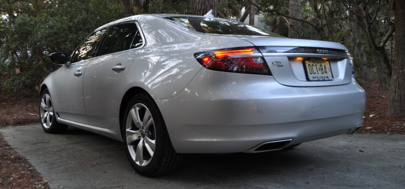 2013 SAAB 9-5 Turbo6 XWD Aero -- 48 HQ Photos -- The Coolest AWD, Turbo V6 Limo You Cannot Buy 15
