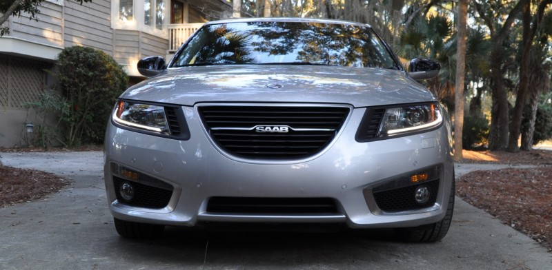 2013 SAAB 9-5 Turbo6 XWD Aero -- 48 HQ Photos -- The Coolest AWD, Turbo V6 Limo You Cannot Buy 2