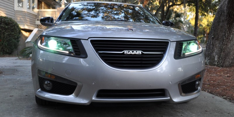 2013 SAAB 9-5 Turbo6 XWD Aero -- 48 HQ Photos -- The Coolest AWD, Turbo V6 Limo You Cannot Buy 21