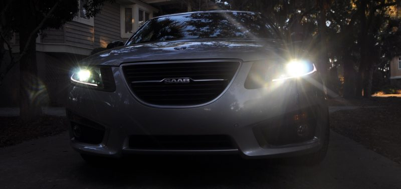 2013 SAAB 9-5 Turbo6 XWD Aero -- 48 HQ Photos -- The Coolest AWD, Turbo V6 Limo You Cannot Buy 22