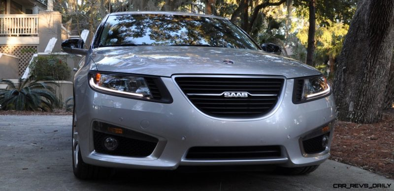 2013 SAAB 9-5 Turbo6 XWD Aero -- 48 HQ Photos -- The Coolest AWD, Turbo V6 Limo You Cannot Buy 3