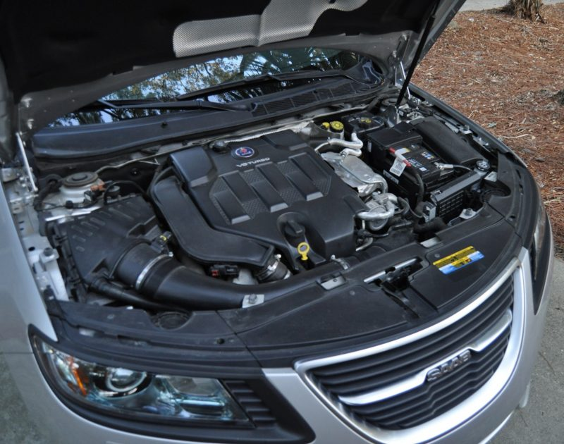 2013 SAAB 9-5 Turbo6 XWD Aero -- 48 HQ Photos -- The Coolest AWD, Turbo V6 Limo You Cannot Buy 39