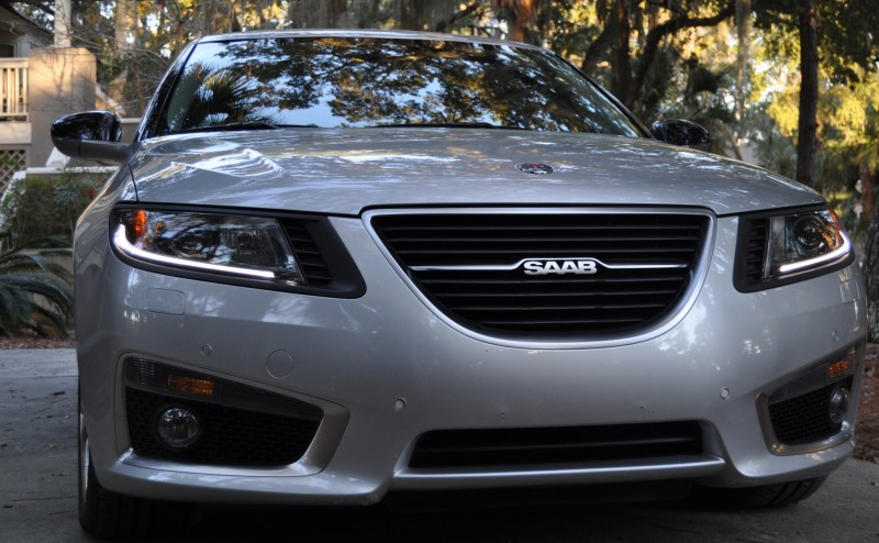 2013 SAAB 9-5 Turbo6 XWD Aero -- 48 HQ Photos -- The Coolest AWD, Turbo V6 Limo You Cannot Buy 4