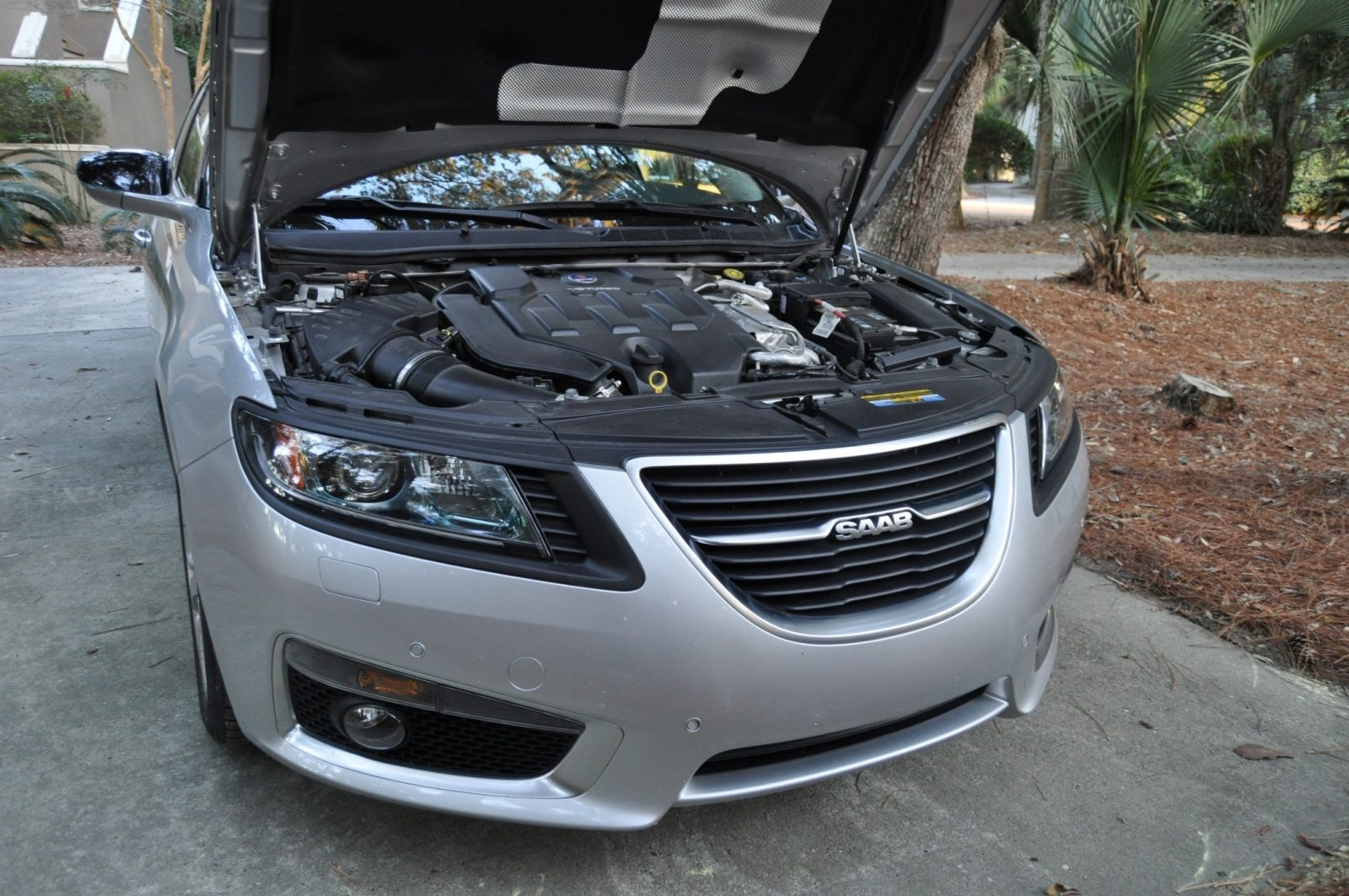 2013 SAAB 9-5 Turbo6 XWD Aero -- 48 HQ Photos -- The Coolest AWD, Turbo V6 Limo You Cannot Buy 40