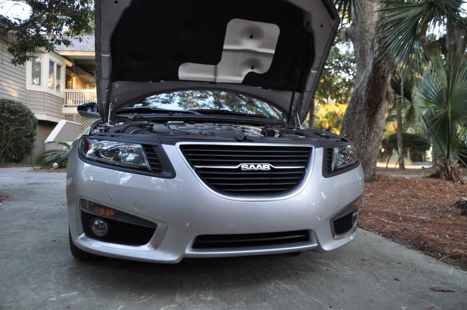 2013 SAAB 9-5 Turbo6 XWD Aero -- 48 HQ Photos -- The Coolest AWD, Turbo V6 Limo You Cannot Buy 41