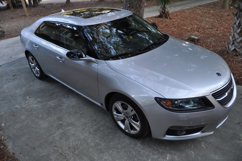 2013 SAAB 9-5 Turbo6 XWD Aero -- 48 HQ Photos -- The Coolest AWD, Turbo V6 Limo You Cannot Buy 43