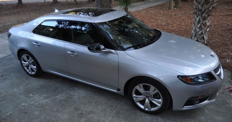 2013 SAAB 9-5 Turbo6 XWD Aero -- 48 HQ Photos -- The Coolest AWD, Turbo V6 Limo You Cannot Buy 44