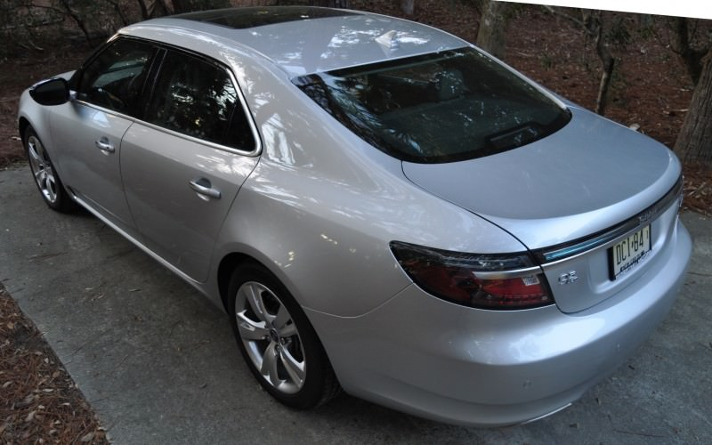 2013 SAAB 9-5 Turbo6 XWD Aero -- 48 HQ Photos -- The Coolest AWD, Turbo V6 Limo You Cannot Buy 46
