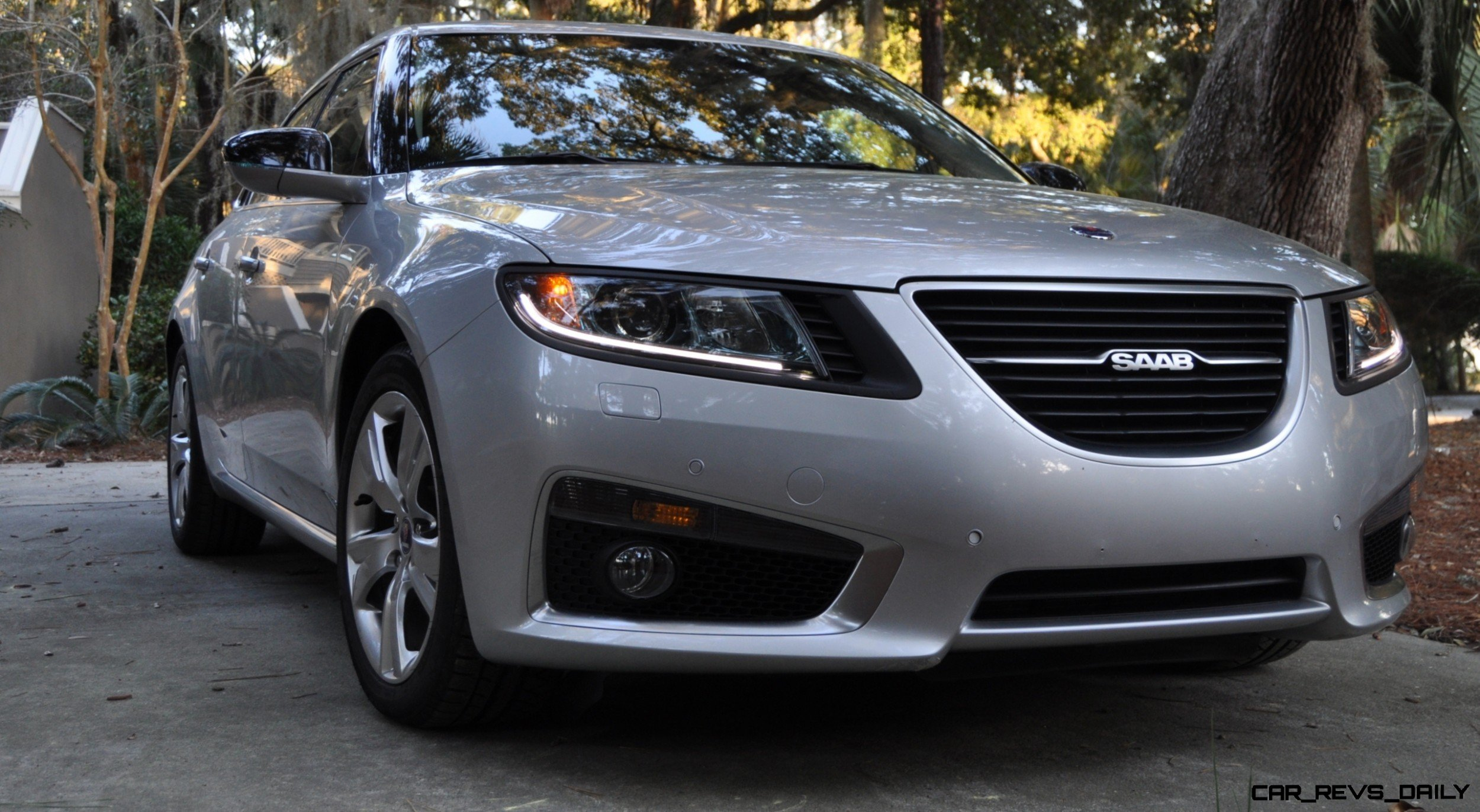 2013 SAAB 9-5 Turbo6 XWD Aero -- 48 HQ Photos -- The Coolest AWD, Turbo V6 Limo You Cannot Buy 5
