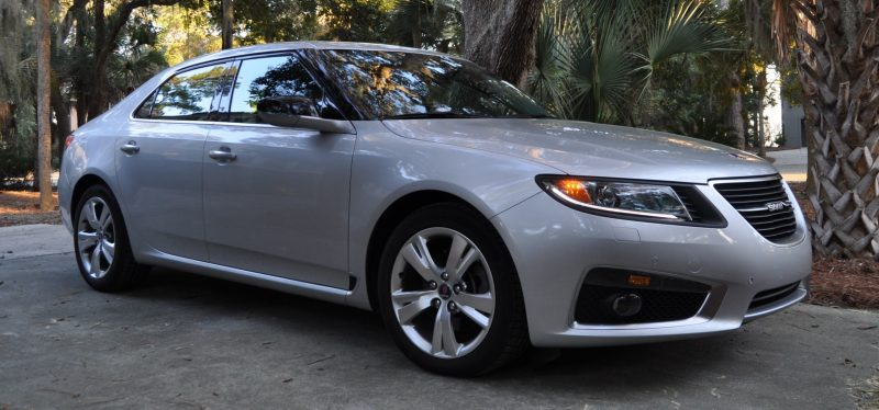 2013 SAAB 9-5 Turbo6 XWD Aero -- 48 HQ Photos -- The Coolest AWD, Turbo V6 Limo You Cannot Buy 7
