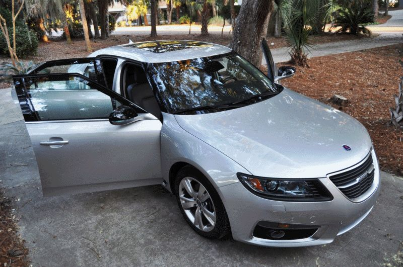 2013 SAAB 9-5 Turbo6 XWD Aero -- 48 HQ Photos -- The Coolest AWD, Turbo V6 Limo You Cannot Buy GIF2