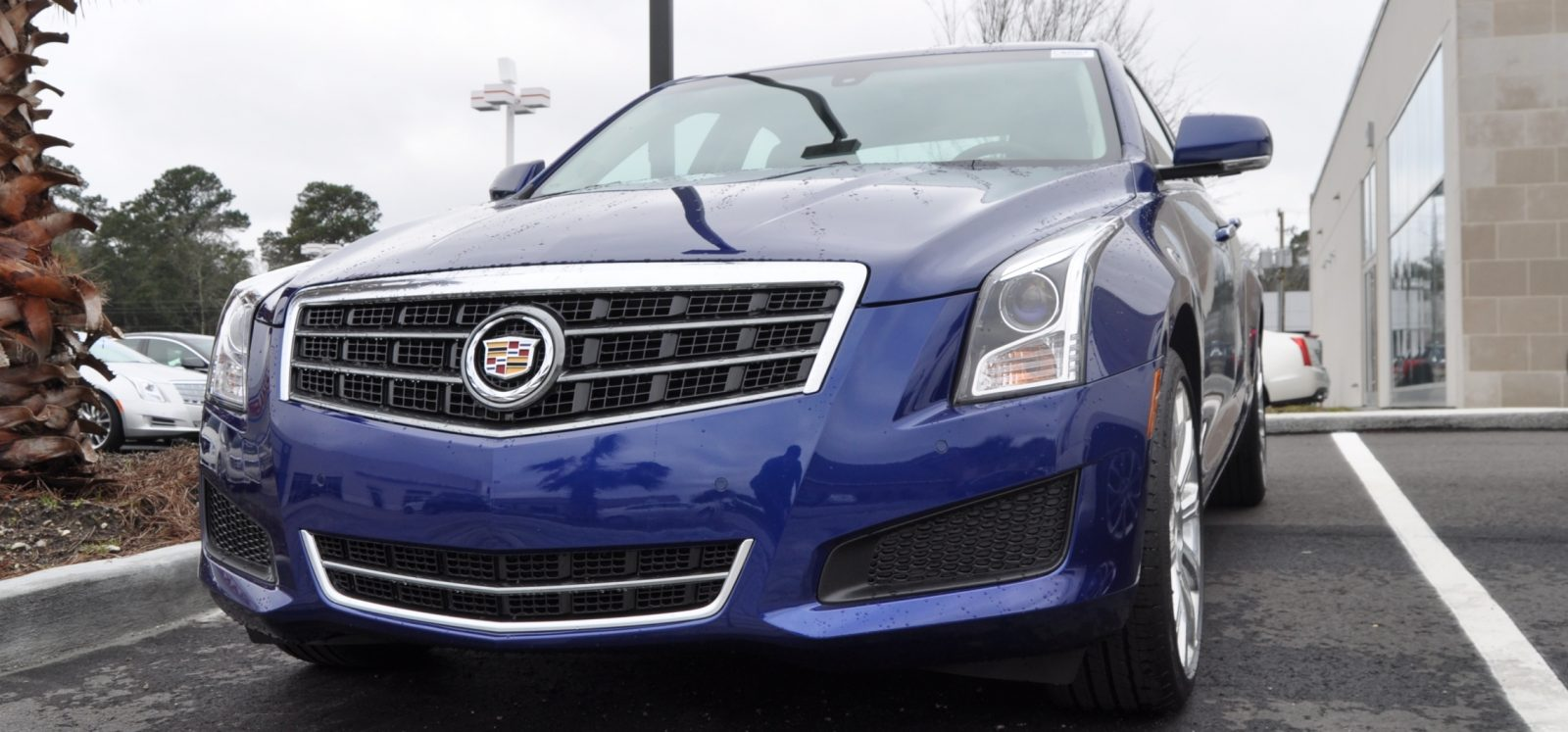2014 Cadillac ATS4 - High-Res Photos 1