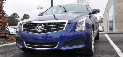 2014 Cadillac ATS4 - High-Res Photos 1