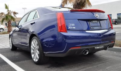2014 Cadillac ATS4 - High-Res Photos 10