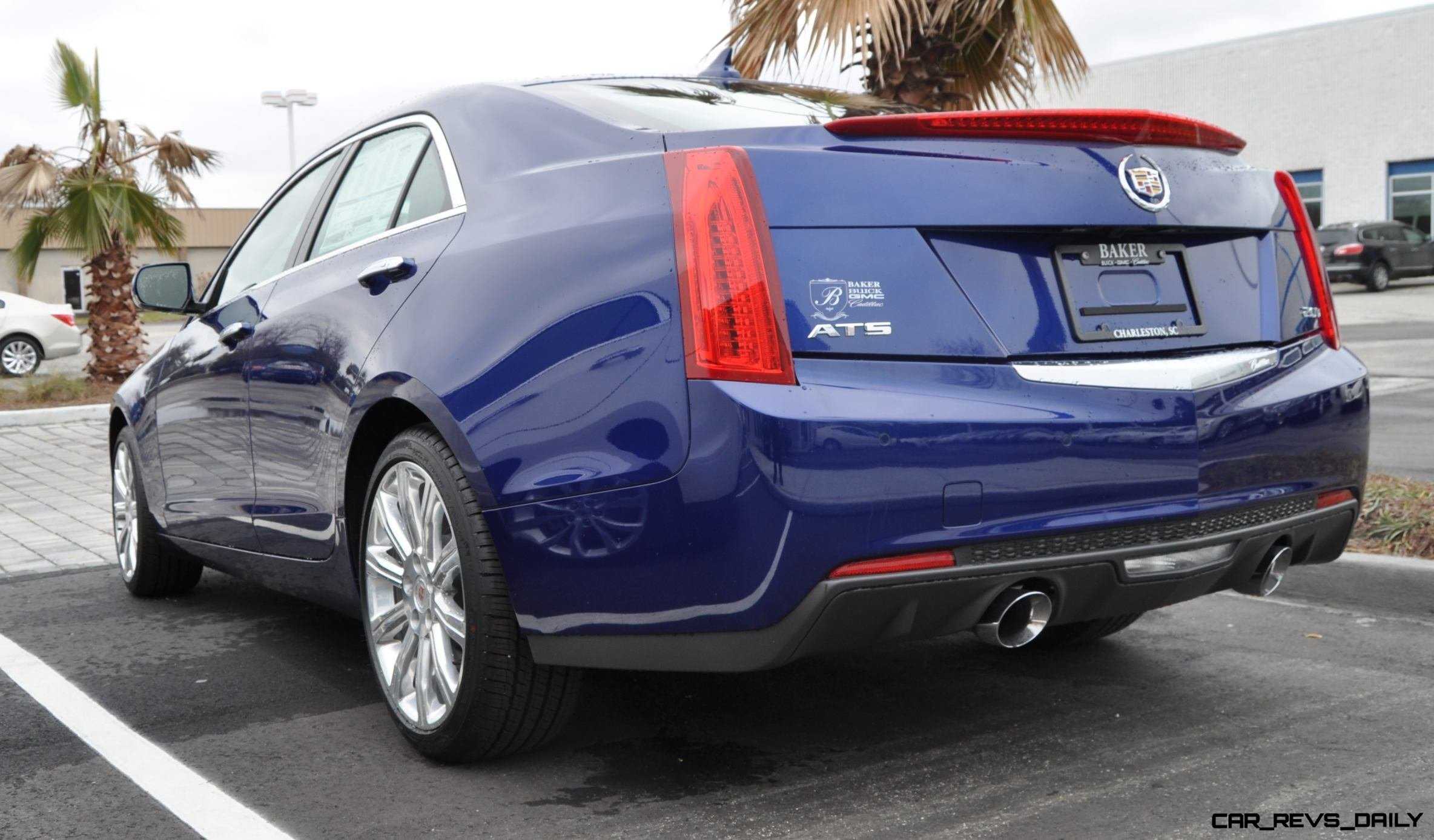 2014 cadillac cts vsport pictures car and driver autos post. Black Bedroom Furniture Sets. Home Design Ideas
