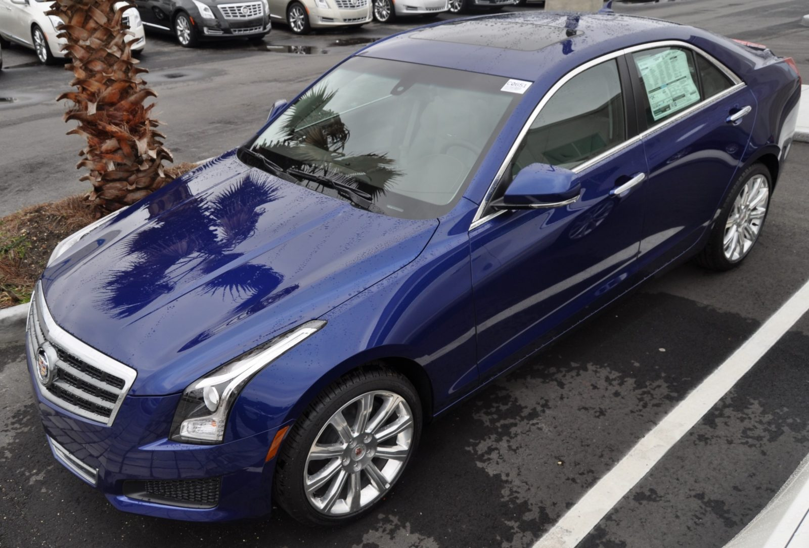 2014 Cadillac ATS4 - High-Res Photos 11