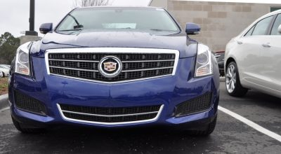 2014 Cadillac ATS4 - High-Res Photos 2