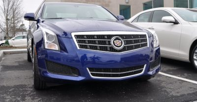 2014 Cadillac ATS4 - High-Res Photos 3