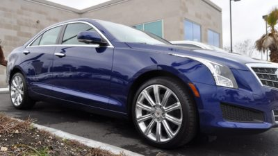 2014 Cadillac ATS4 - High-Res Photos 5
