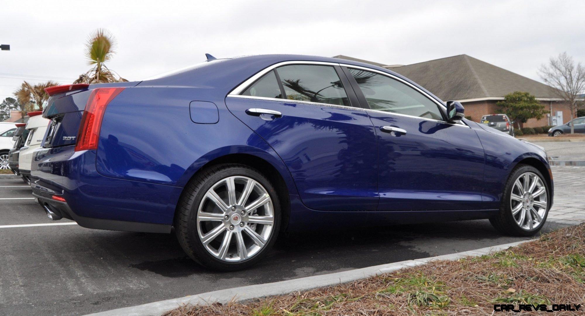 2014 Cadillac ATS4 - High-Res Photos 6