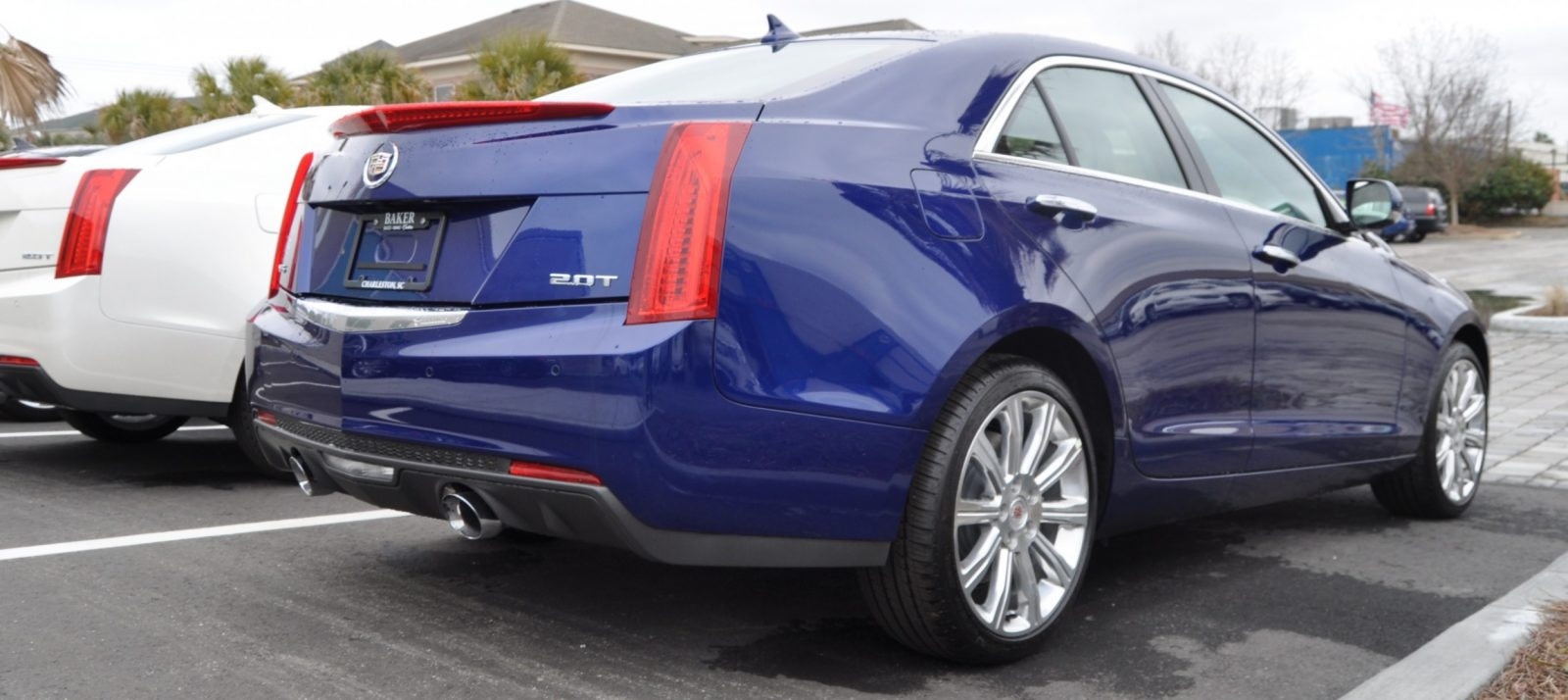2014 Cadillac ATS4 - High-Res Photos 7