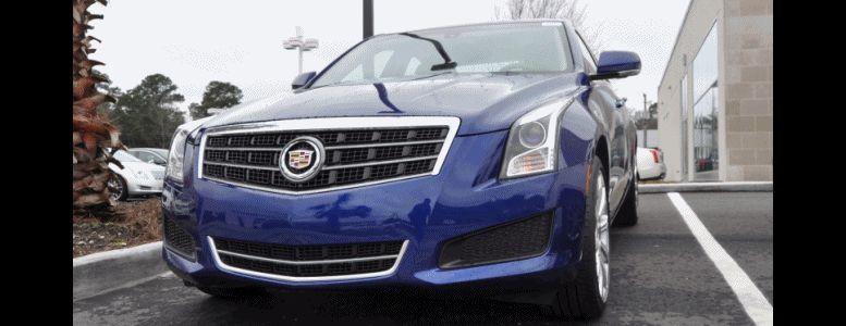 2014 Cadillac ATS4 - High-Res Photos GIF