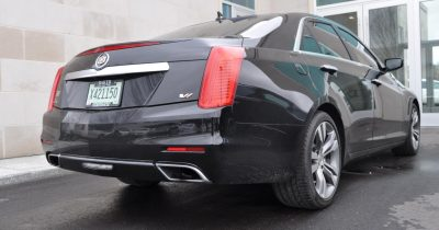 2014 Cadillac CTS Vsport - High-Res Photos 1