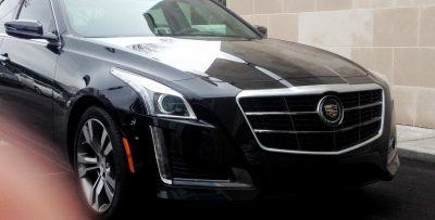 2014 Cadillac CTS Vsport - High-Res Photos 5