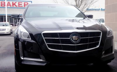 2014 Cadillac CTS Vsport - High-Res Photos 6