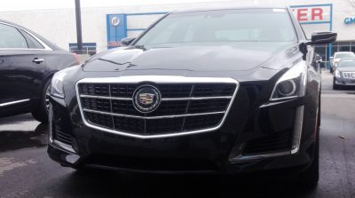 2014 Cadillac CTS Vsport - High-Res Photos 7