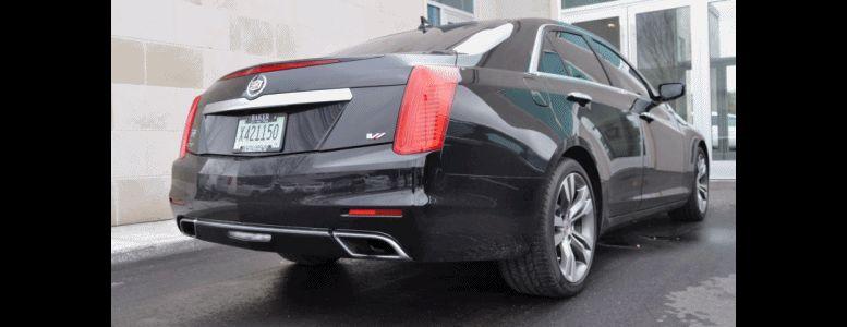 2014 Cadillac CTS Vsport - High-Res Photos GIF