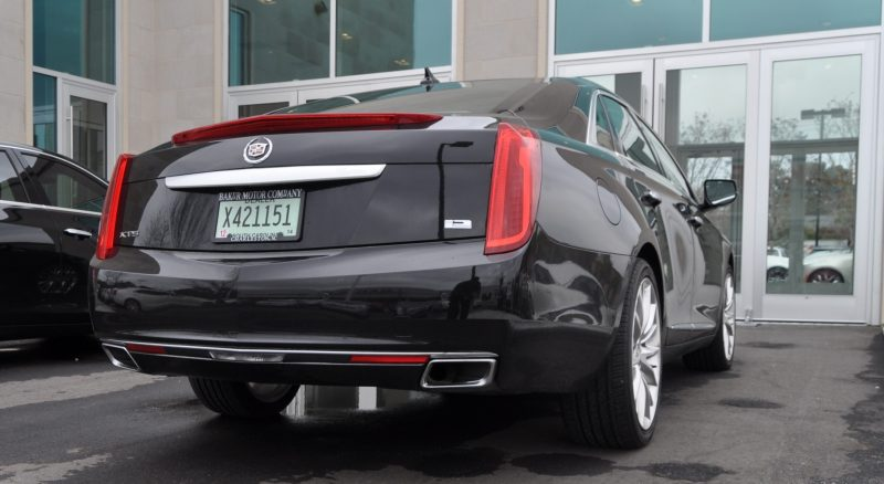 2014 Cadillac XTS4 Platinum Vsport -- First Drive Video and Photos 1