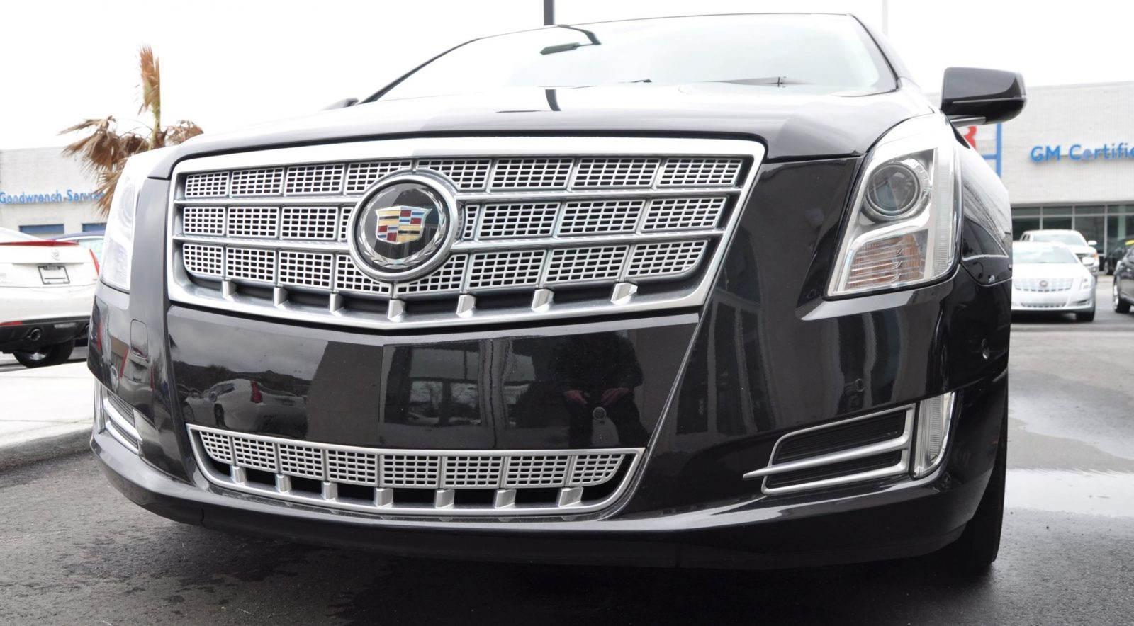 2014 Cadillac XTS4 Platinum Vsport -- First Drive Video and Photos 11