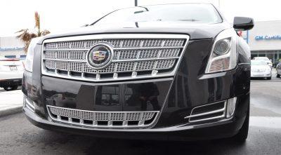 2014 Cadillac XTS4 Platinum Vsport -- First Drive Video and Photos 11