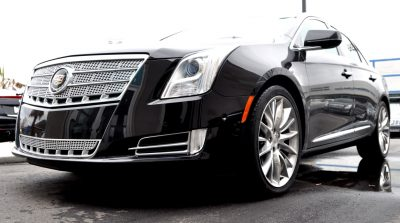 2014 Cadillac XTS4 Platinum Vsport -- First Drive Video and Photos 13