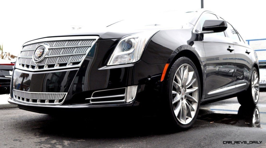 2014 Cadillac XTS4 Platinum Vsport -- First Drive Video and Photos 14