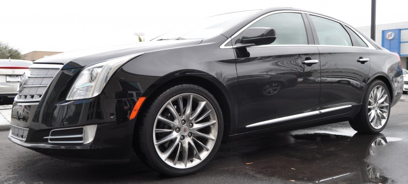 2014 Cadillac XTS4 Platinum Vsport -- First Drive Video and Photos 15
