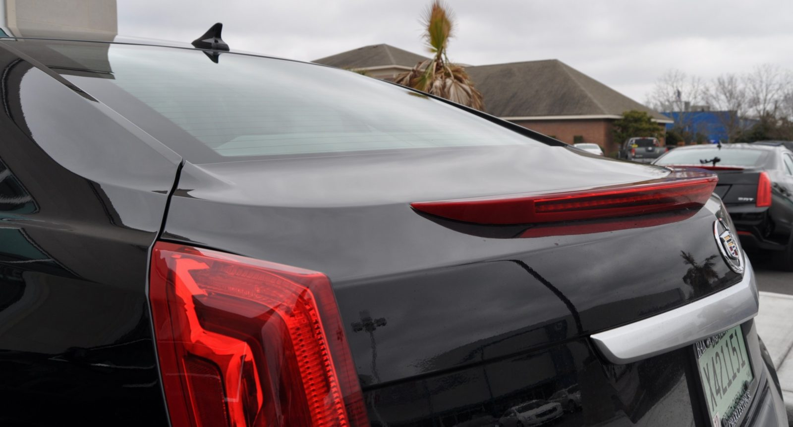 2014 Cadillac XTS4 Platinum Vsport -- First Drive Video and Photos 22