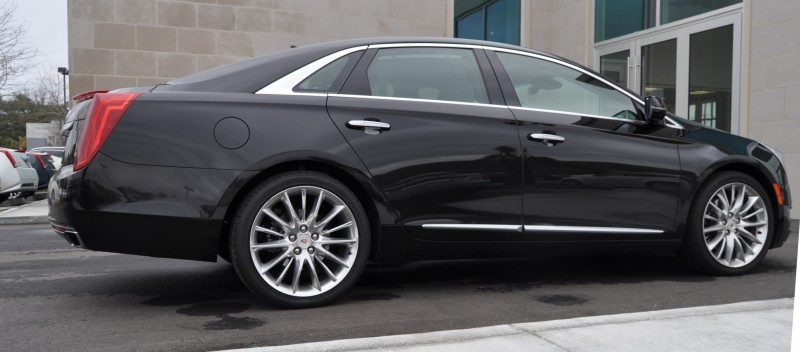 2014 Cadillac XTS4 Platinum Vsport -- First Drive Video and Photos 4